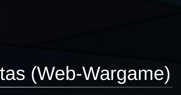 Natas Web. Проходження CTF майданчики, спрямованої на експлуатацію Web-вразливостей. Частина 5