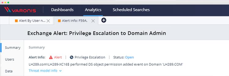 Вразливість Exchange: як виявити підвищення привілеїв до адміністратора домену