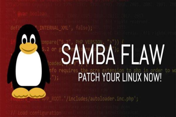 Отримання доступу до кореневої файлової системи через Samba