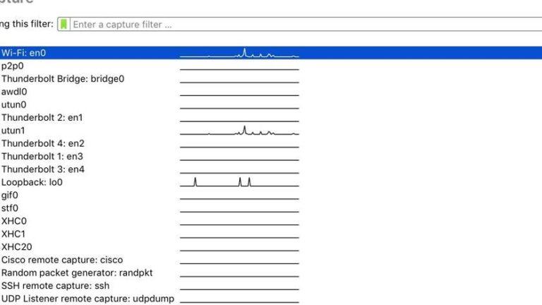 Перехоплення і аналіз трафіку зі смартфона за допомогою Wireshark