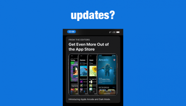 Apple перевидала нещодавно випущені оновлення для своїх додатків