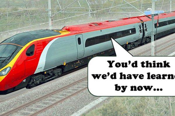 Всюдисуща дівчина знову в поїзді або наскільки легко скомпрометувати бізнес
