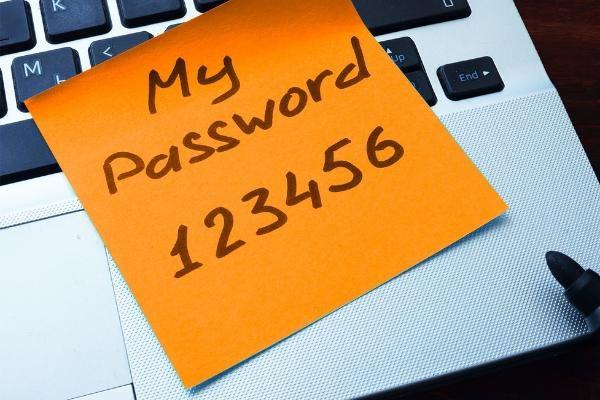Пароль «123456» був виявлений 7 млн разів серед мільярда витекли облікових даних