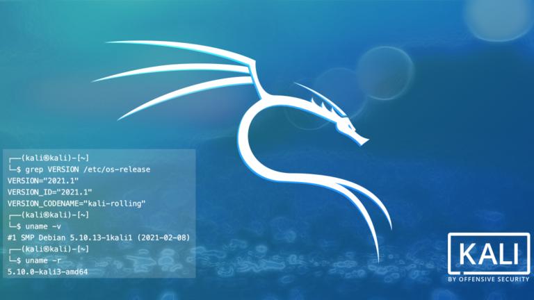 Випустився Kali Linux 2021.1